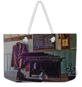 Unemployed Weekender Tote Bag