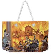 Unidentified Roman Attack Weekender Tote Bag