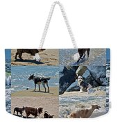 Uninhibited Creatures Weekender Tote Bag