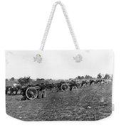 Union Artillery, 1860s Weekender Tote Bag