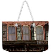 Union Brewery Virginia City Nv Weekender Tote Bag