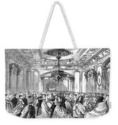Union League Club, 1868 Weekender Tote Bag