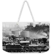 Union Locomotive, C1864 Weekender Tote Bag