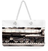 Union Pacific 4-8-8-4 Steam Engine Big Boy 4005 Weekender Tote Bag