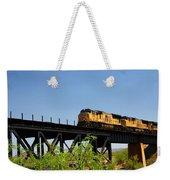 Union Pacific 5145 Weekender Tote Bag