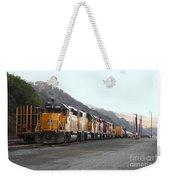 Union Pacific Locomotive Trains . 7d10561 Weekender Tote Bag