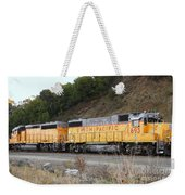 Union Pacific Locomotive Trains . 7d10572 Weekender Tote Bag
