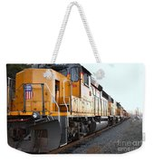 Union Pacific Locomotive Trains . 7d10588 Weekender Tote Bag