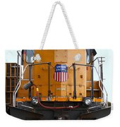 Union Pacific Locomotive Trains . 7d10589 Weekender Tote Bag