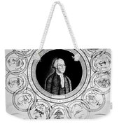 United States, 1787 Weekender Tote Bag