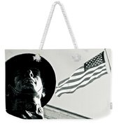 United We Stand Theme Weekender Tote Bag