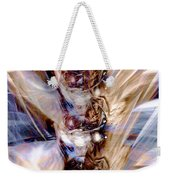 Universal Wings Weekender Tote Bag by Linda Sannuti
