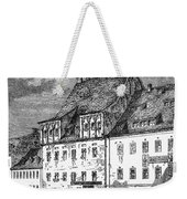 University Of Leipzig Weekender Tote Bag