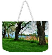 Untitled No Need Weekender Tote Bag