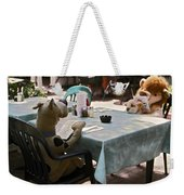Unusual Diners Weekender Tote Bag