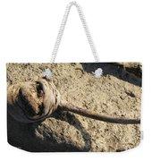 Unusual Driftwood Weekender Tote Bag