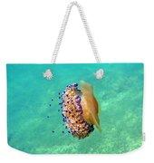 Unwelcome Jellyfish Weekender Tote Bag