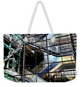 Up And Down Reflections 2 Weekender Tote Bag