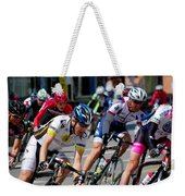 Up For The Challenge Weekender Tote Bag