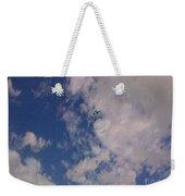 Up In The Clouds 3 Weekender Tote Bag