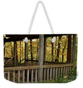 Up North Porch Weekender Tote Bag