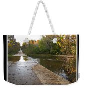Up The Hill To Home Weekender Tote Bag