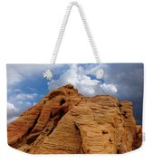 Up To The Clouds Weekender Tote Bag