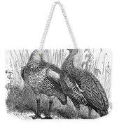 Upland Geese Weekender Tote Bag