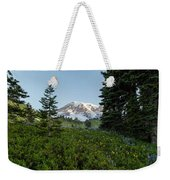 Upon A Hill Of Flowers Weekender Tote Bag