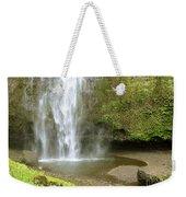 Upper Cascade Pool Multnomah Falls Or Weekender Tote Bag