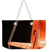 Upright Bass 1 Weekender Tote Bag