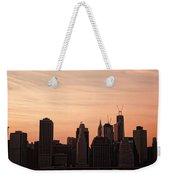 Urban Dreaming Weekender Tote Bag by Andrew Paranavitana