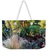Urban Garden With Cactus Weekender Tote Bag