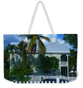 Urban Key West  Weekender Tote Bag