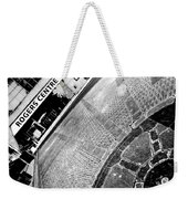 Urban Pattern Weekender Tote Bag