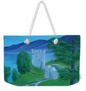 Urquhart Castle Weekender Tote Bag