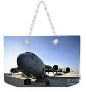 U.s. Air Force C-17 Globemaster IIi Weekender Tote Bag