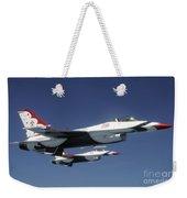 U.s. Air Force F-16 Thunderbirds Weekender Tote Bag
