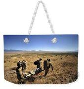 U.s. Air Force Pararescuemen Carry Weekender Tote Bag