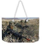 U.s. Air Force Pre-ranger School Weekender Tote Bag