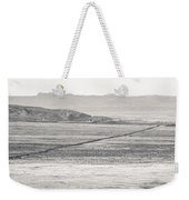 U.s. Alt-89 At Vermilion Cliffs Arizona Bw Weekender Tote Bag