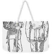 U.s. Army: Fatigues, 1882 Weekender Tote Bag by Granger