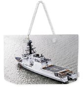 U.s. Coast Guard Cutter Stratton Weekender Tote Bag