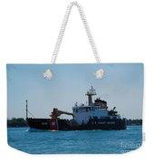 U.s. Coast Guard Weekender Tote Bag