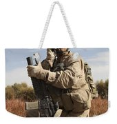 U.s. Marine Communicates Weekender Tote Bag