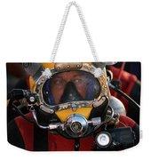U.s. Navy Officer Wears The Mk-21 Mod Weekender Tote Bag