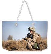 U.s. Navy Soldier Participates Weekender Tote Bag