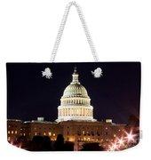 Us Senate Weekender Tote Bag