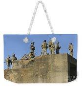 U.s. Special Operations Soldiers Weekender Tote Bag