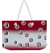 Usa Reflections Weekender Tote Bag